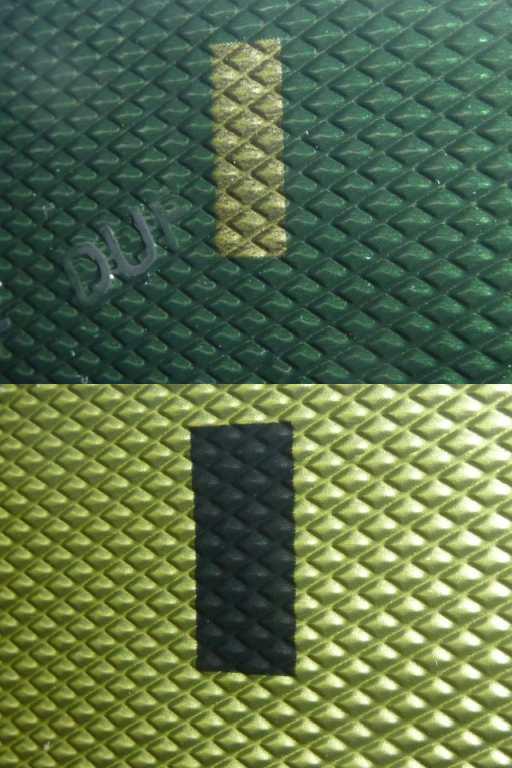 flor plana Act 100 x acrílico piedras fosforescentes efecto espejo Ø 10 mm varios colores